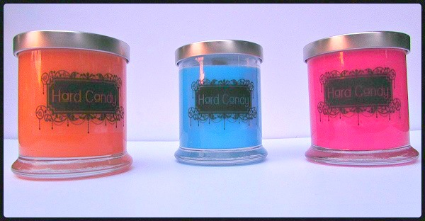 Hard Candy Candles (Hidden Surprise) Giveaway