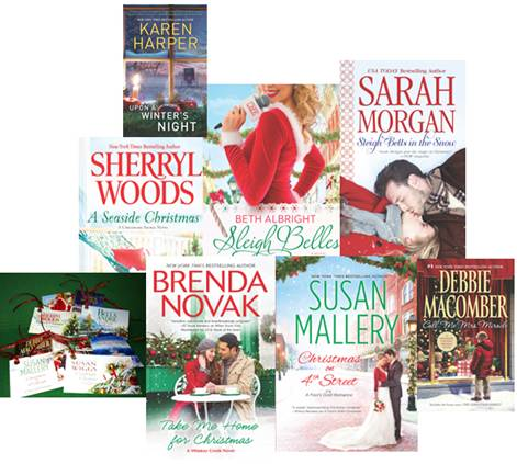 Harlequin Holiday Gift Guide Giveaway