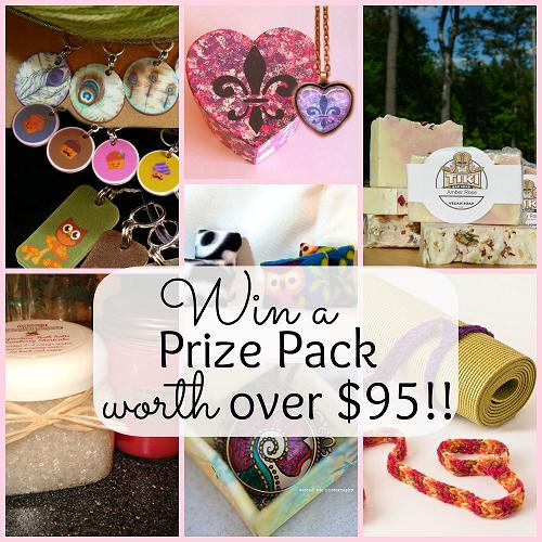 Handmade Prize Pack, $95+ Value
