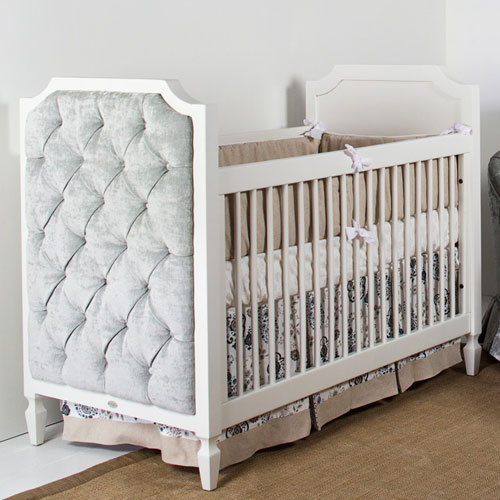 Hollywood Glamour Crib Giveaway from PoshTots