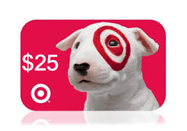 Target $25 Gift Card Giveaway