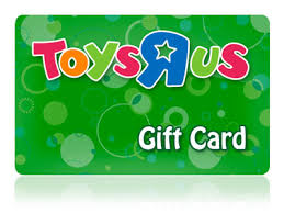 $150 Toys R Us Gift Card Giveaway