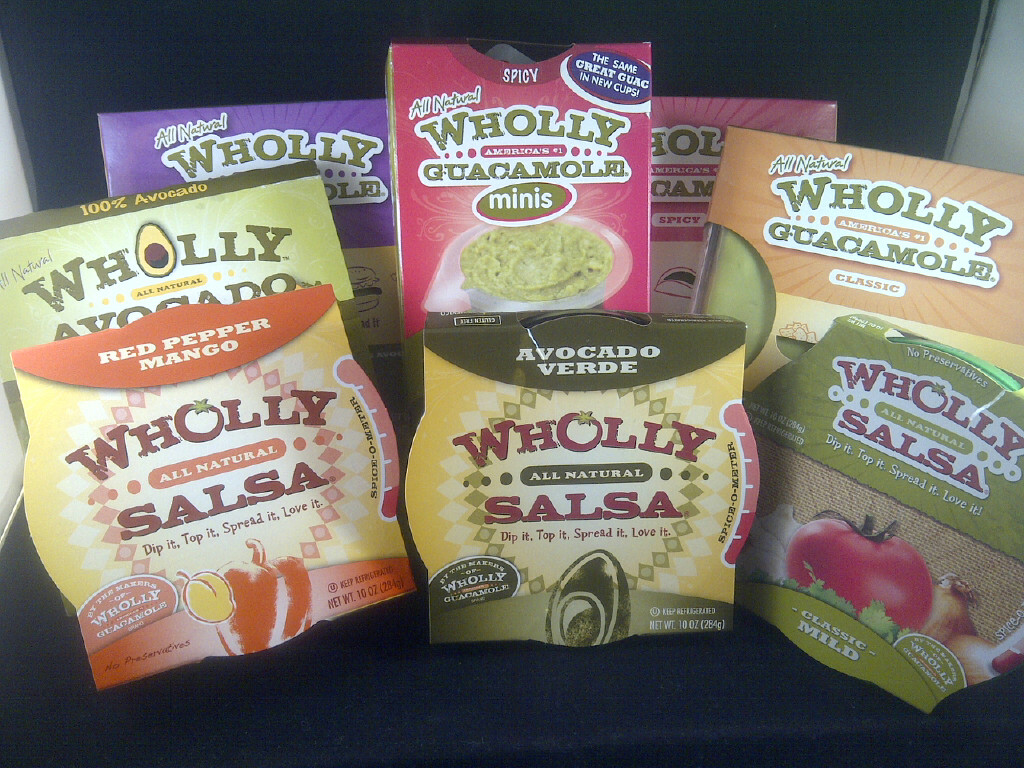 Wholly Guacamole Cooler Pack