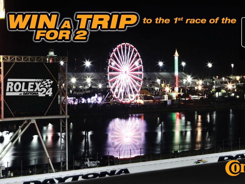 2014 Continental Rolex 24 Sweepstakes
