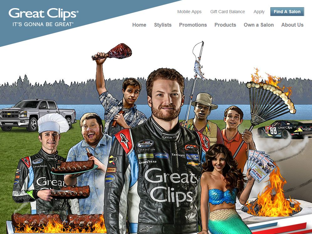 Great Clips The Greatest Weekend Sweepstakes
