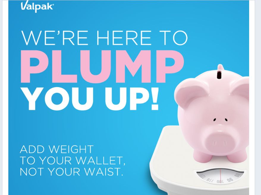 Valpak Plump Up the Piggy Bank Sweepstakes