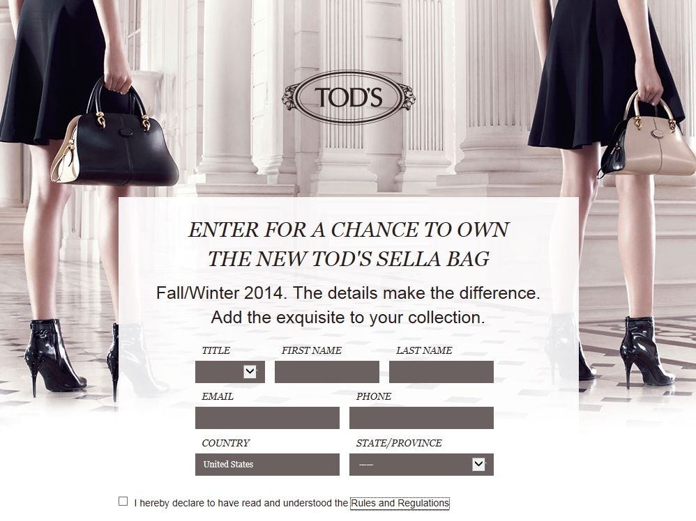 Tod's 2013 Sella Sweepstakes