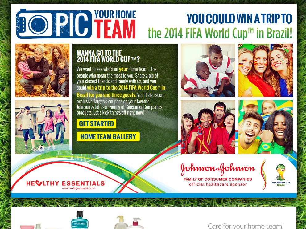 Pic Your Home Team Sweepstakes