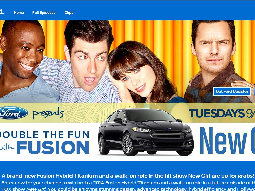 Fox Double The Fun With Fusion Sweepstakes