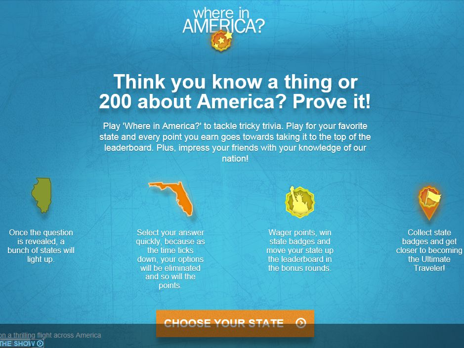 Aerial America Sweepstakes