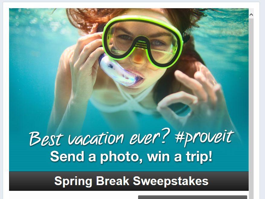 "The Orbitz ""Best Vacation Ever? #Provite"" Contest"