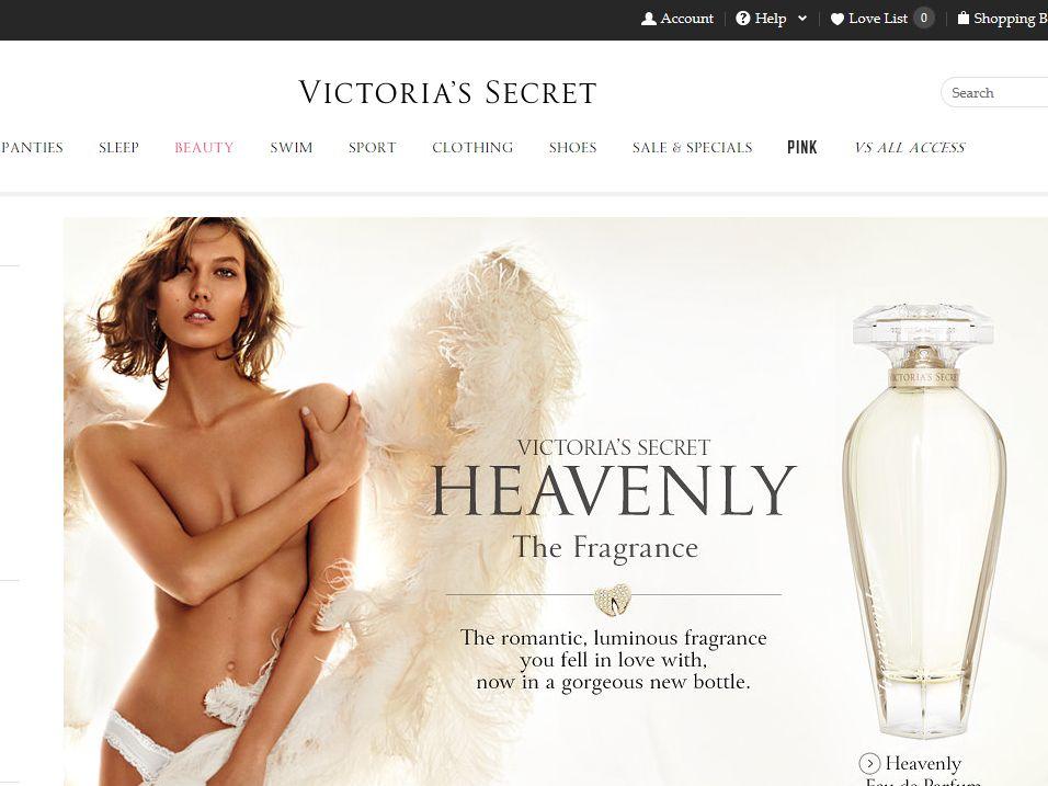 Victoria's Secret Heavenly Sweepstakes