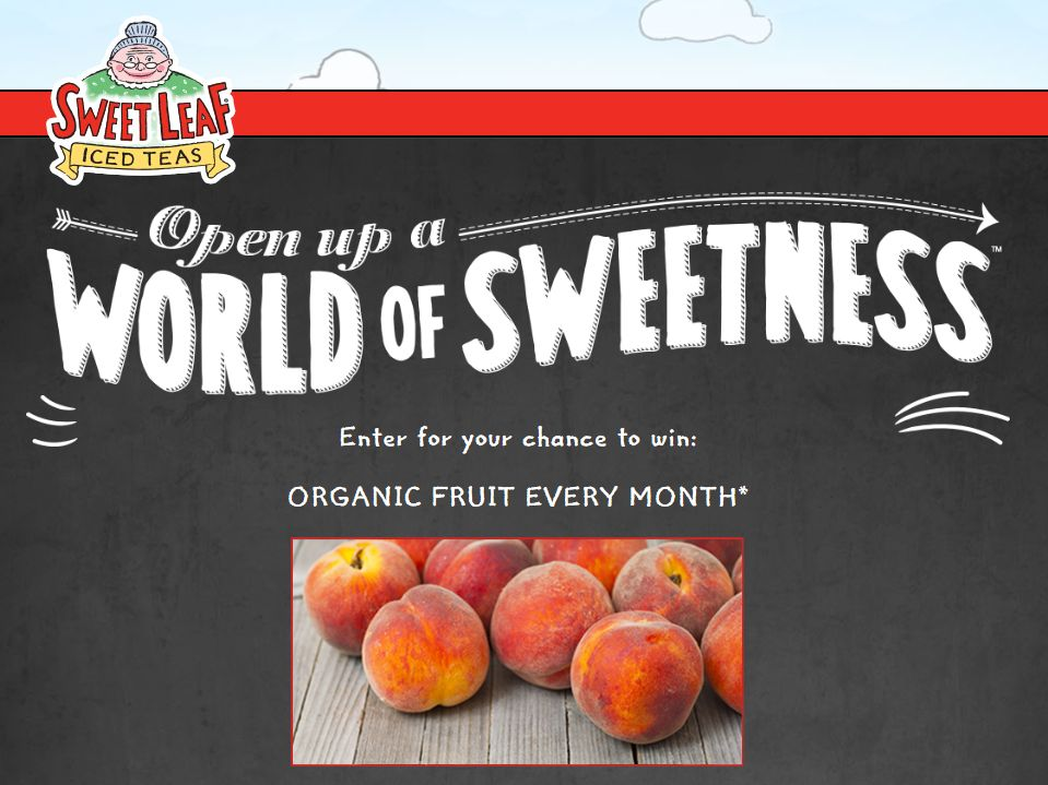 Nestlé Open Up A World Of Sweetness Sweepstakes