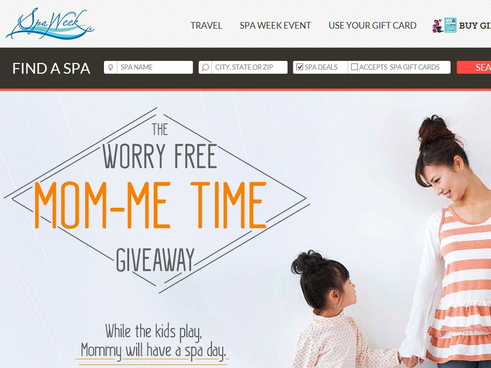 """Interactive Wellness Group """"Worry Free Mom-ME Time Giveaway"""" Sweepstakes"""