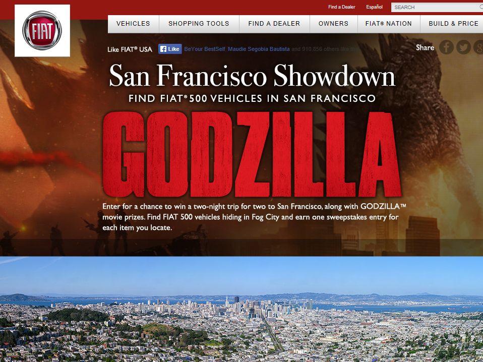 San Francisco Showdown Sweepstakes