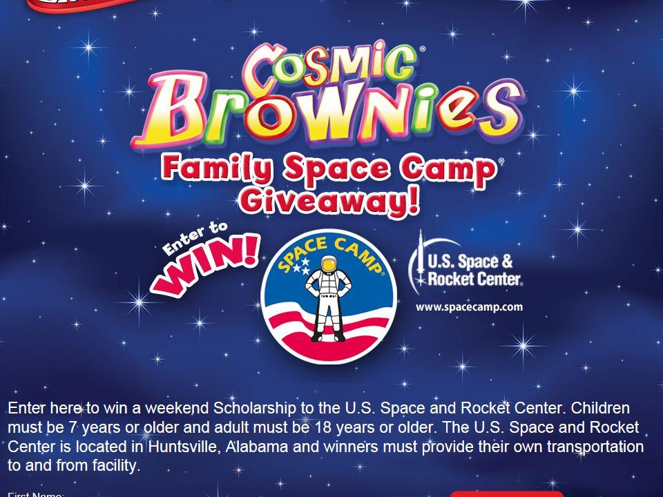 "Little Debbie ""Cosmic Brownie Launch"" Giveaway"