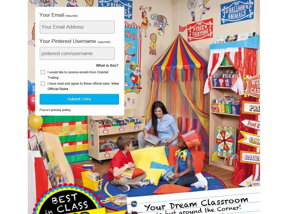 """The """"Best In Class"""" Pinterest Giveaway"""