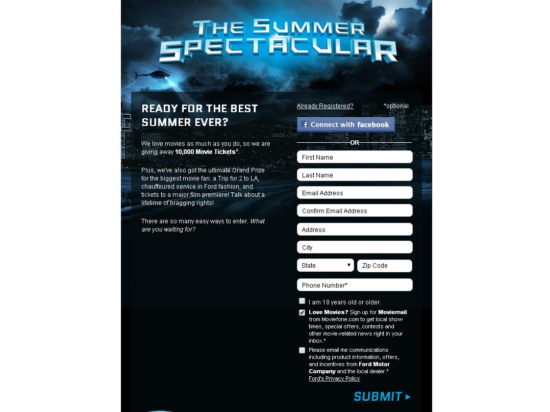Summer Spectacular Giveaway