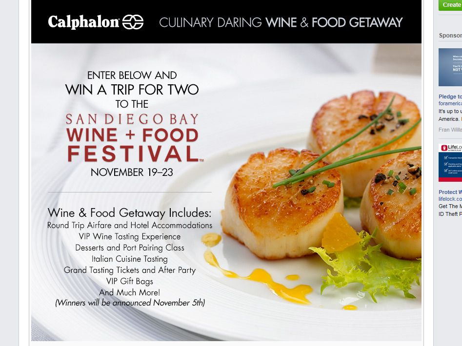 Calphalon Ultimate Foodie Giveaway Package Sweepstakes