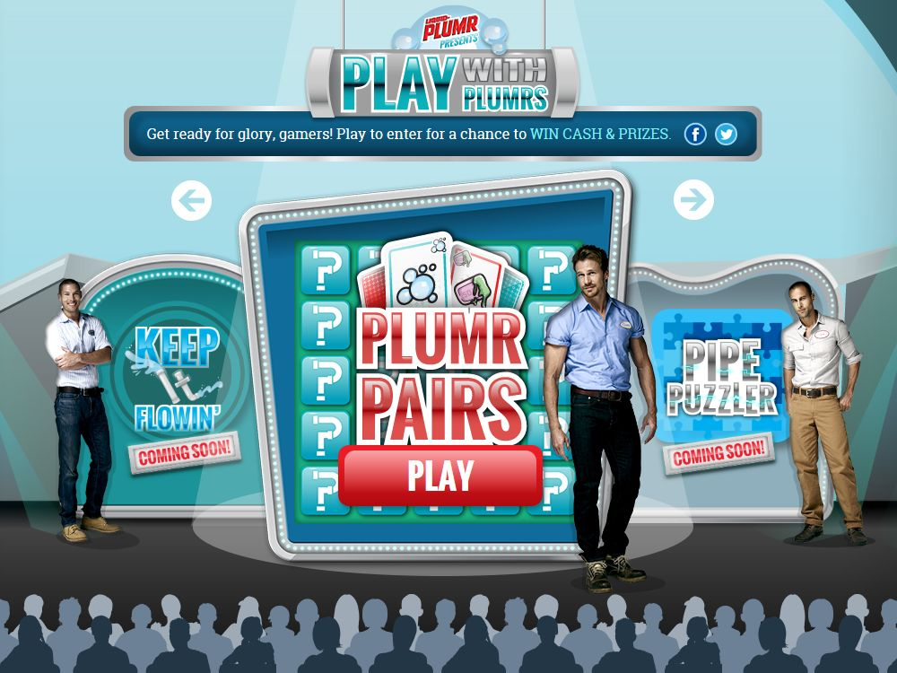 Liquid-Plumr Instant Win Game