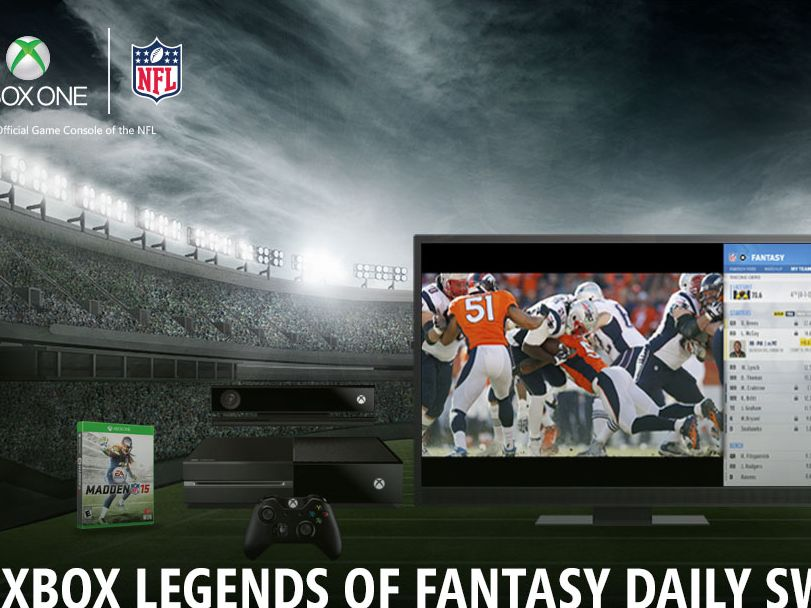 Xbox Legends of Fantasy Daily Sweepstakes