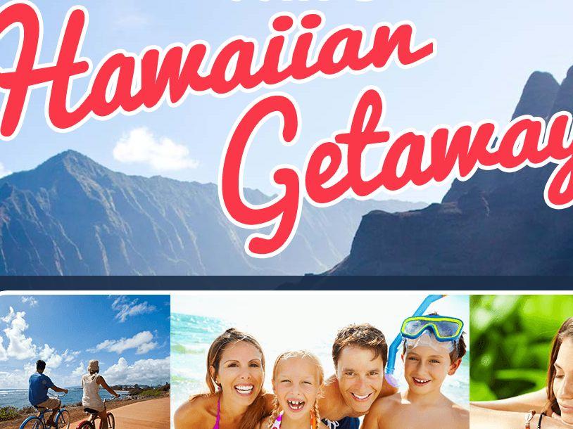 Wyndham Rewards Hawaiian Getaway Sweepstakes