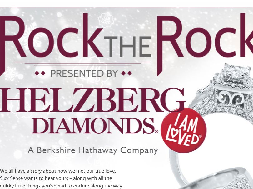 Helzberg Diamonds Sixx Sense's Rock the Rock Contest