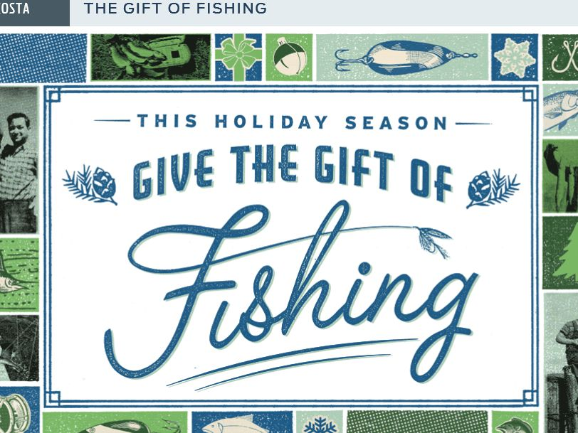 The Costa Give the Gift of Fishing Sweepstakes