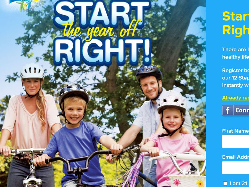 Nestlé Pure Life: Start The Year Off Right Sweepstakes