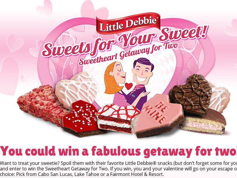 "The Little Debbie ""Sweets for Your Sweet"" Giveaway"