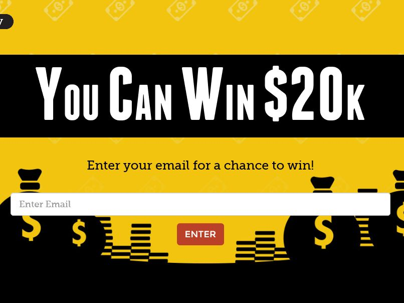 Ruby Tuesday $20,000 Sweepstakes