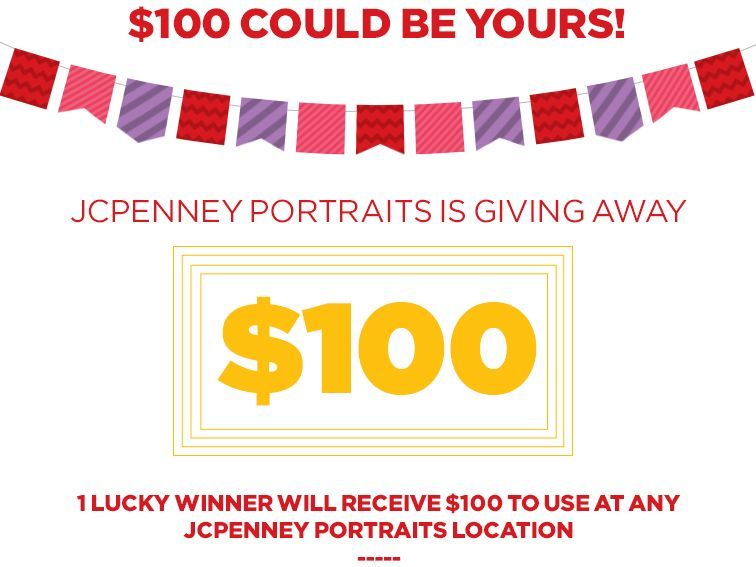 JCPenney Portraits Studios Sweepstakes