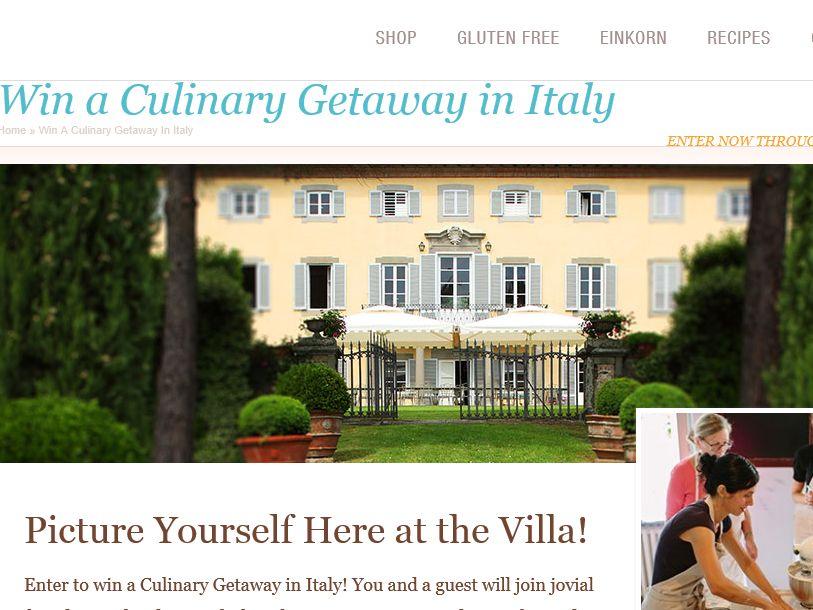 The Jovial Culinary Getaway Giveaway
