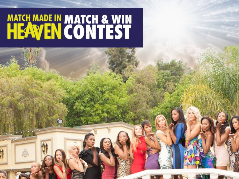WEtv Match Made in Heaven Promotion