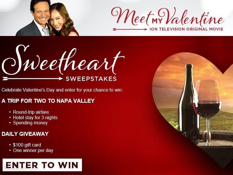 ION TV Sweetheart Sweepstakes