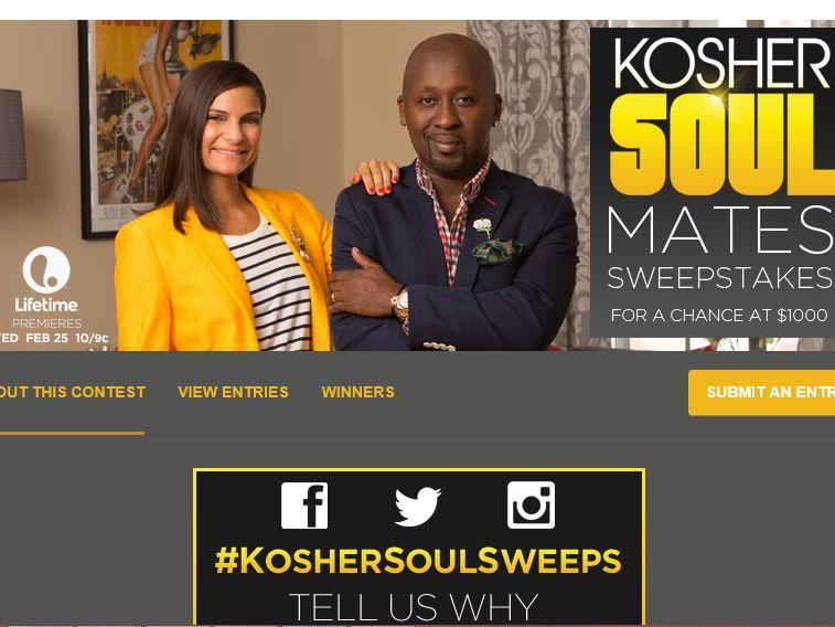 Lifetime Kosher Soul Mates Sweepstakes