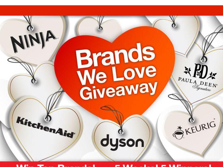 "ShopKo ""Brands We Love Giveaway"" Sweepstakes"