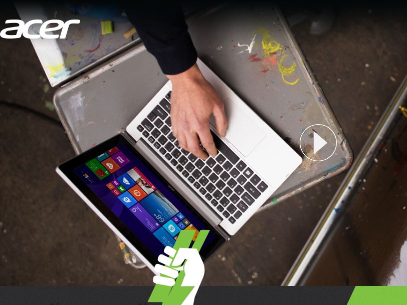 The Seize the Idea with Acer Contest