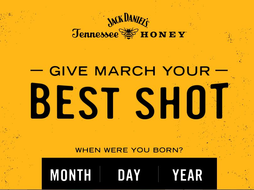 """The Jack Daniels Tennessee """"Honey Hysteria"""" Sweepstakes"""
