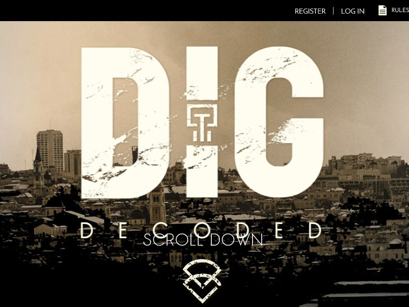 The Dig Decoded Sweepstakes