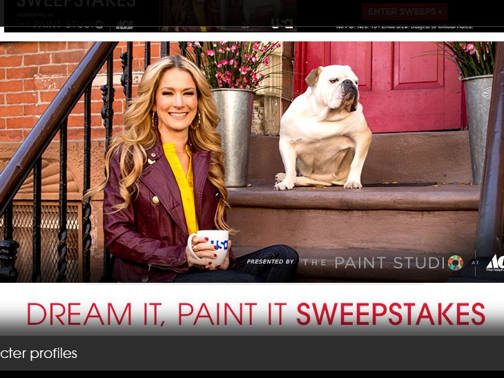 The USA Network Dream It, Paint It Sweepstakes