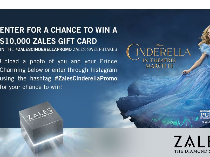 The Zales Sweepstakes