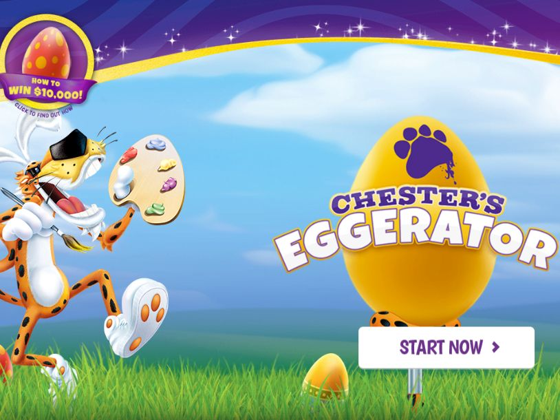 CHEETOS Egg Creator Promotion