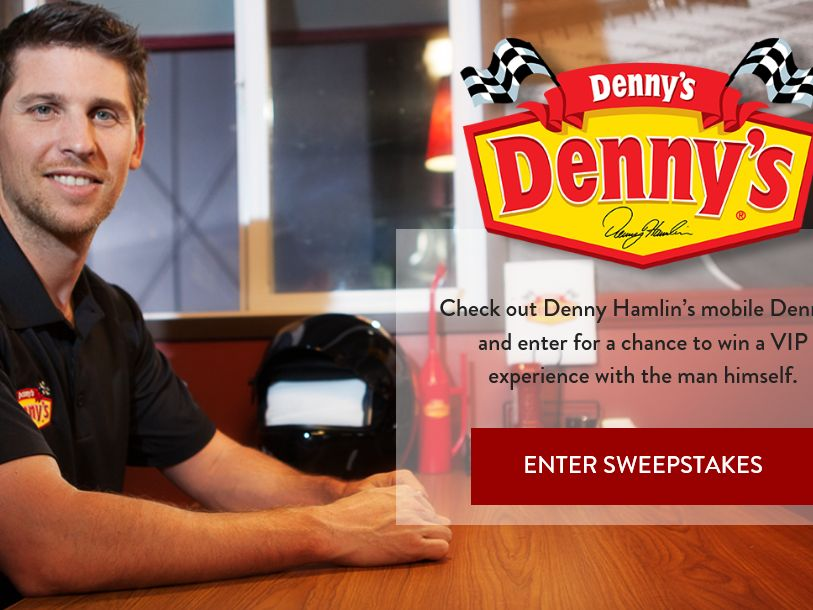 The Denny's Denny's Sweepstakes