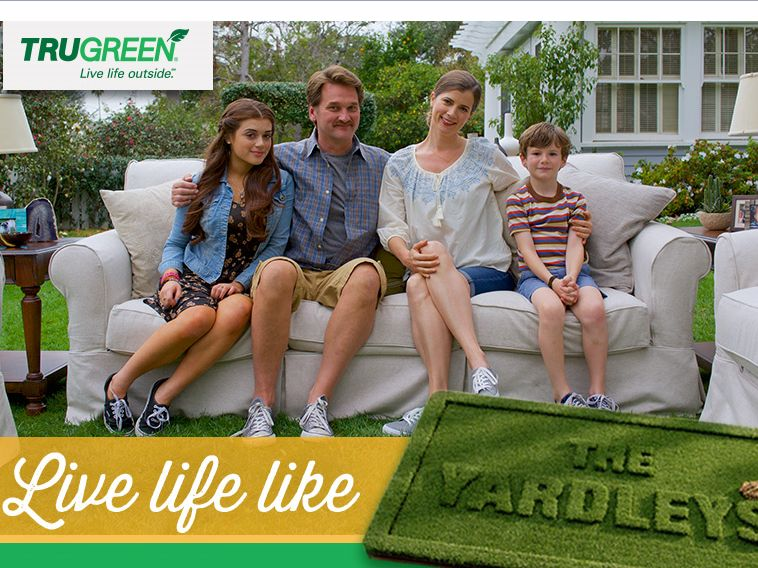 TruGreen Live Life Like the Yardleys Sweepstakes