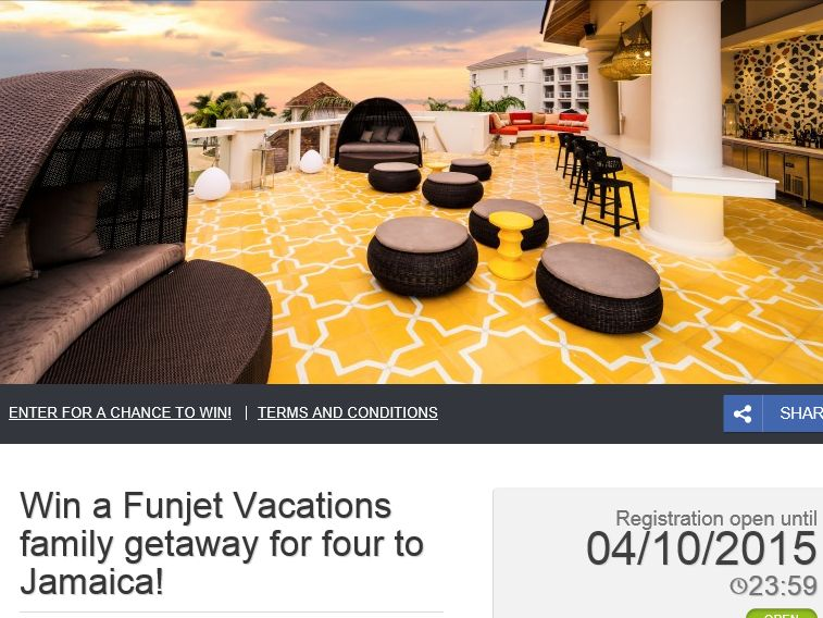 Hallmark Channel Home & Family Spring Getaway Sweepstakes