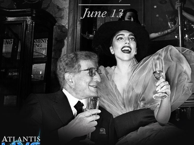 The Atlantis LIVE Tony Bennett & Lady Gaga Sweepstakes