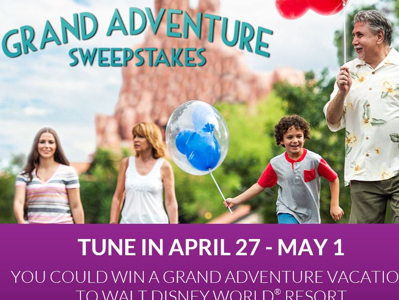 The Wheel of Fortune Grand Adventure Sweepstakes
