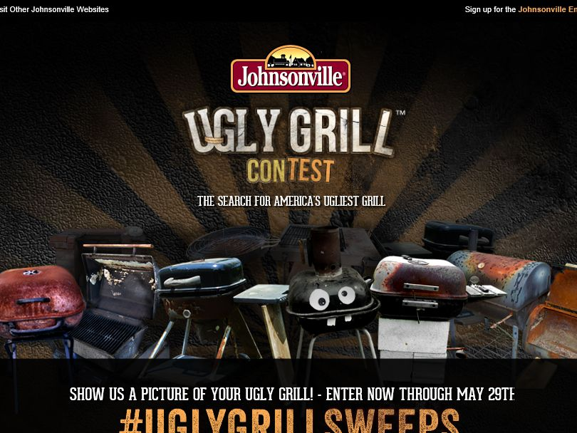 Johnsonville Ugly Grill Sweepstakes