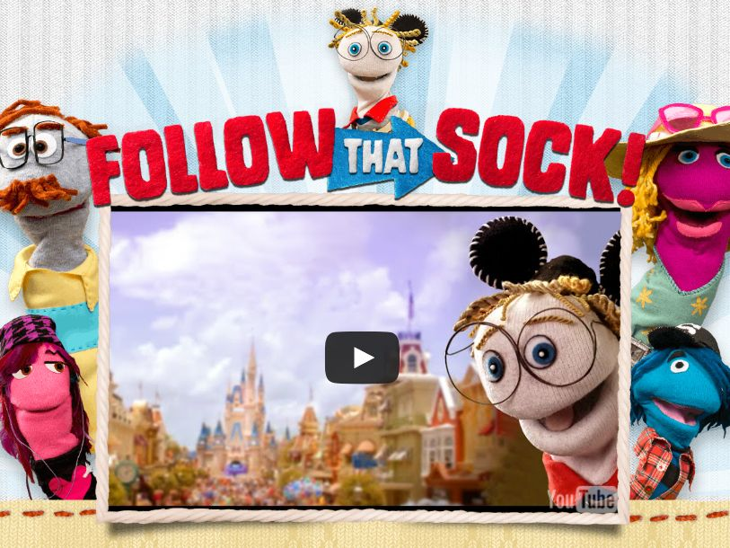 "The Hanes ""Follow that Sock"" Promotion"